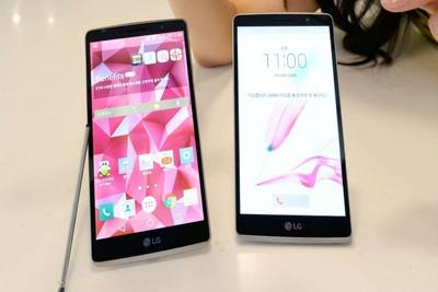 LG анонсировала фаблет G Stylo с возможностью расширения памяти до 2 ТБ. Цена: $460