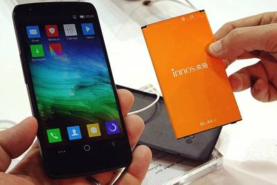 Innos D600: Android 5.0, 6 000 мАч и USB Type-C
