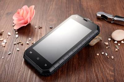 No.1 M2: защищенный смартфон с Android 5.0 Lollipop
