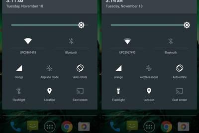 Выявлены сбои в работе фонарика и камеры моделей Nexus 5 и Nexus 4 после обновления до Android 5.0 Lollipop