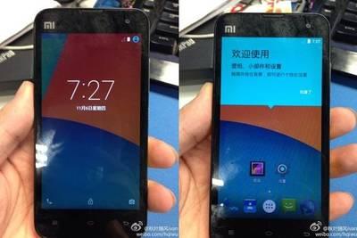Xiaomi Mi 2 заработал под управлением стандартной версии Android 5.0 Lollipop