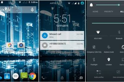 XOLO One получит Android 5.0 раньше серии Android One