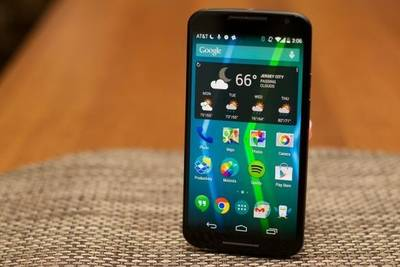 Motorola станет первым производителем, официально обновившим свое устройство до Android 5.0