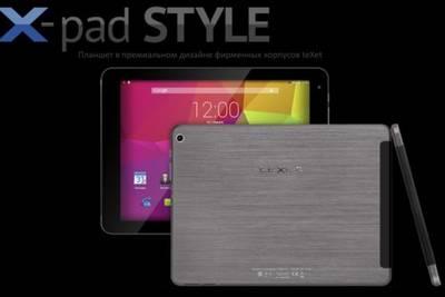 teXet X-pad STYLE 10.1 3G — планшет для киноманов
