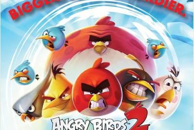 Rovio официально объявила о работе над прямым продолжением Angry Birds, который получил циферку два.