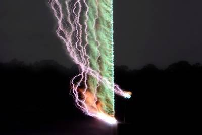 Учёным удалось сфотографировать гром.