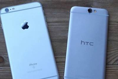 HTC бесплатно поменяет iPhone на HTC One A9.
