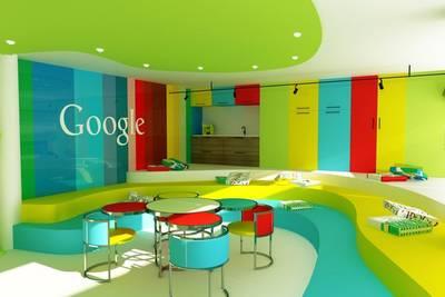 Каждый сотрудник Google ежегодно приносит компании $1.1 млн.