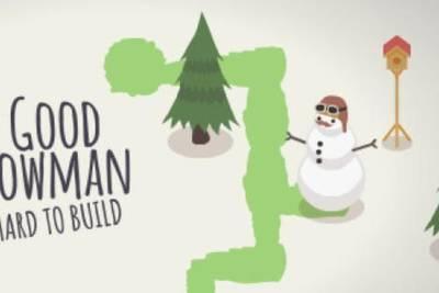 A Good Snowman Is Hard to Build должна выйти на Android уже на этой неделе