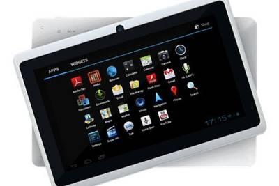 A701W и B710B: парочка новых бюджетных планшетов iRU