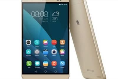 Анонсирован 7-дюмовый планшет Huawei MediaPad X2