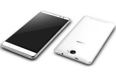 Анонсирован смартфон с АКБ 5300 мАч - Bluboo X550