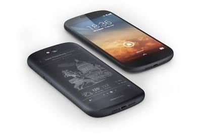 Анонсирован смартфон YotaPhone 2 с двумя экранами