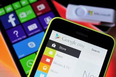 AppComparison поможет найти Android-приложения, доступные для Windows Phone