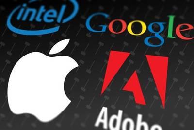 Apple, Google, Adobe и Intel согласились выплатить $415 млн по иску о зарплатном сговоре