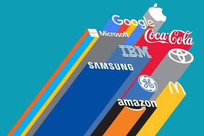 Apple и Google три года подряд возглавляют список самых дорогих брендов