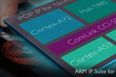 ARM анонсировала процессор Cortex-A72 и графический чип Mali-T880