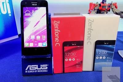 ASUS анонсировала бюджетный ZenFone C