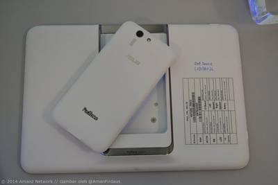 Asus Padfone S Plus получил 3 ГБ оперативной и 64 ГБ внутренней памяти