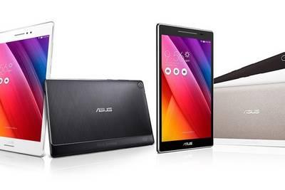 Asus представила 4 планшета ZenPad, включая Retina‑флагман