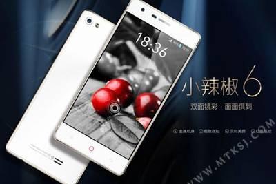 Beidu Little Pepper 6 - недорогой смартфон с мощной камерой