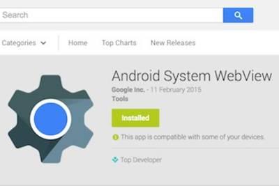 Бета-версия компонента Android WebView теперь доступна для разработчиков