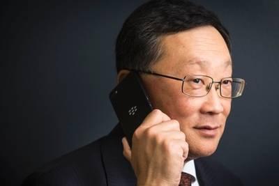 BlackBerry может отказаться от смартфонов