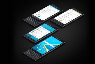 BlackBerry продала 700 000 смартфонов BlackBerry Priv, но это всё равно не спасает компанию