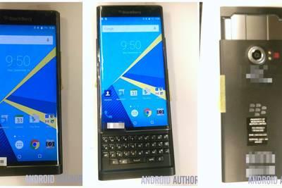 BlackBerry Venice будет работать на практически
