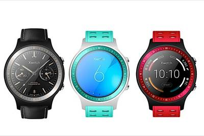Bluboo Xwatch на Android Wear станут первыми смарт-часами компании