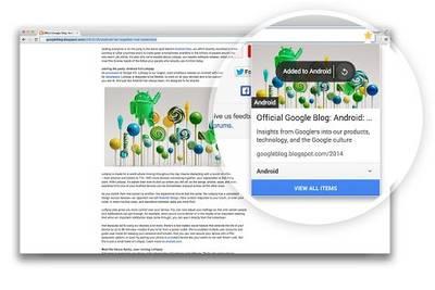 Bookmark Manager (бывший Google Stars) - альтернатива классическим закладкам в Chrome от Google