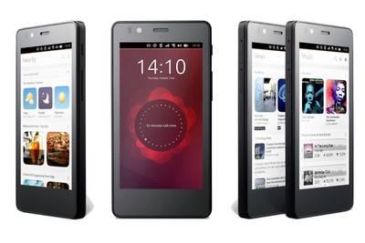 BQ Aquaris E5 на Ubuntu Touch совсем скоро в России