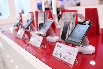 Цены на электронику начали снижаться