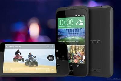 CES 2015: Анонсирован смартфон HTC Desire 320