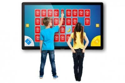 CES 2015: Fuhu представила планшеты с дисплеями от 32 до 65 дюймов