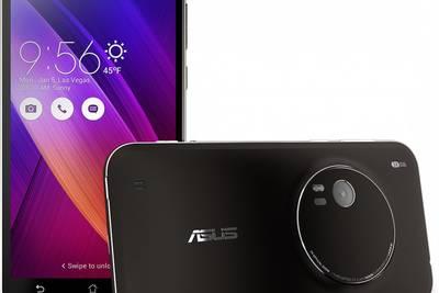 CES 2015: Представлен смартфон Asus ZenFone Zoom с оптическим зумом