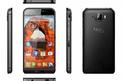 CES 2015: Saygus показала смартфон с 320 ГБ памяти