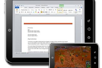 CrossOver и WINE позволят запускать Windows-приложения на Android