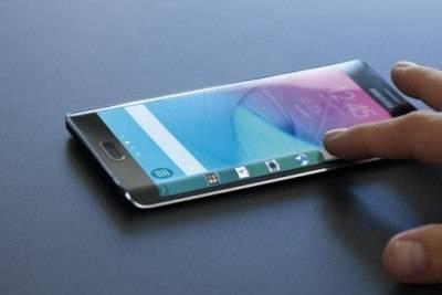 Дисплей Samsung Galaxy S6 Edge будет загнут только с одной стороны, а не с двух, как ожидалось ранее