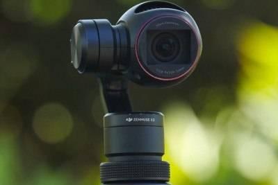 DJI Osmo снимает 4K-видео с кинематографической стабилизацией