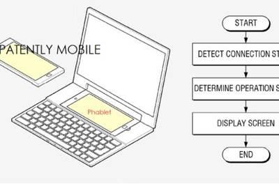 Док-станция Samsung превратит смартфон в полноценный ноутбук