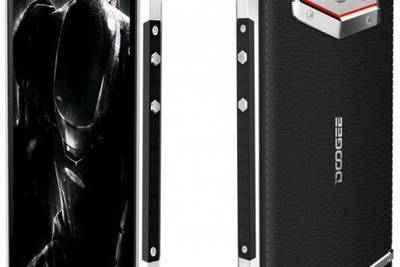 Doogee DG700 Titans 2 предлагает Vertu-дизайн по бюджетной цене