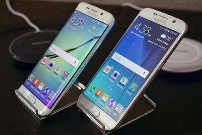 Экран Samsung Galaxy S6 признали лучшим