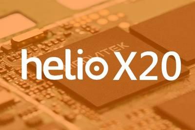 Энергоэффективность 10-ядерного MediaTek Helio X20 на 30% выше конкурентов