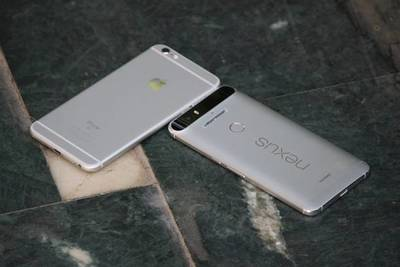 «Эталонный» Android-флагман Nexus 6P на 128 ГБ будет дешевле