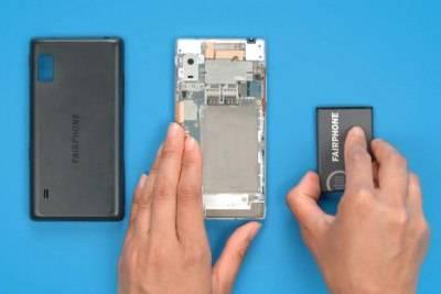 Fairphone 2 признали одним из самых ремонтопригодных смартфонов