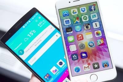 Фанат Android назвал пять преимуществ флагмана LG G4 перед iPhone 6