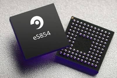 Голосовые процессоры Audience eS804 eS854 смогут распознать речевые команды с расстояния до пяти метров
