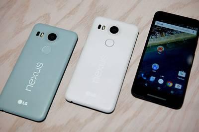 Google Nexus 5X подешевел на $50