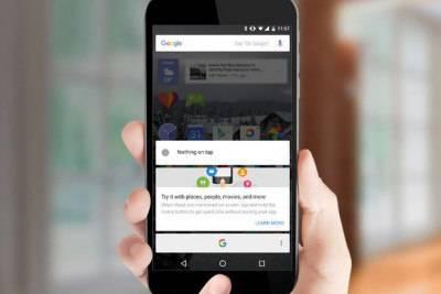 Google Now on Tap упростит работу со скриншотами